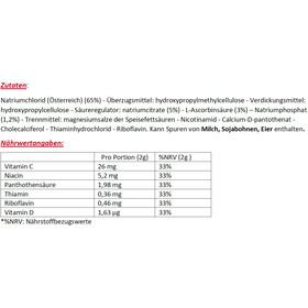 Enervit Sport Salttabletter 120x0,58g, Neutral